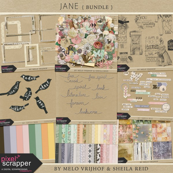 Jane - Collab Bundle