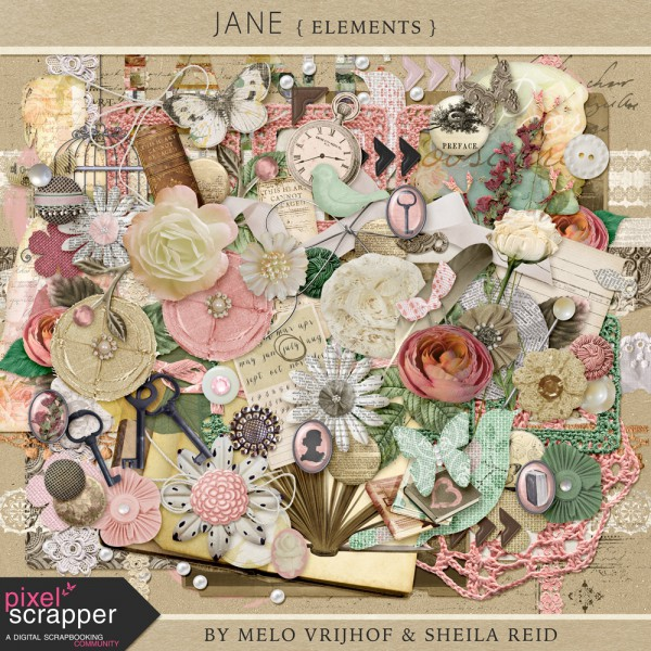 Jane - Elements