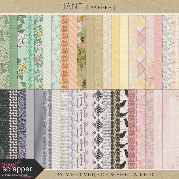 Jane - Papers