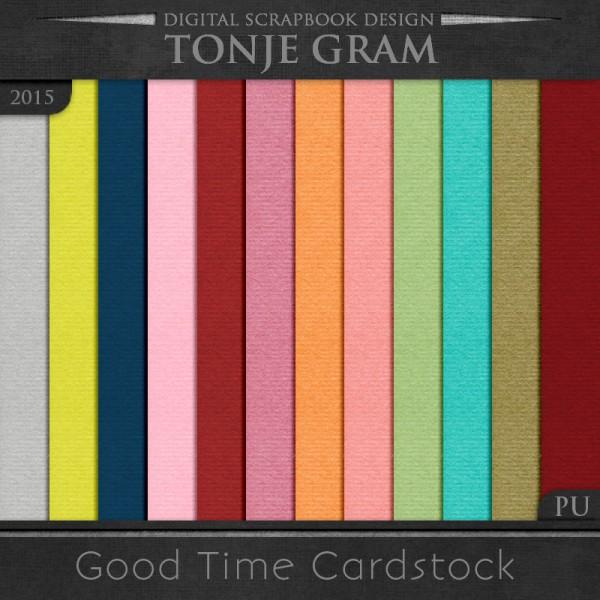 TonjeGram_GoodTimes_Cardstock_PU